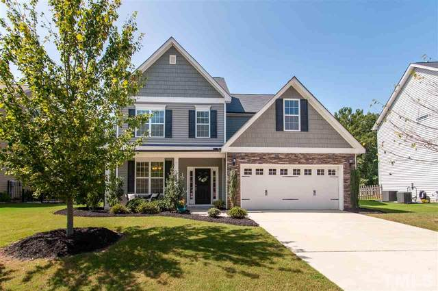 6936 Rex Road, Holly Springs, NC 27540 (#2343656) :: Spotlight Realty