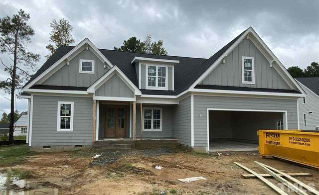 55 Dolores Court Lot 7, Willow Spring(s), NC 27592 (#2343680) :: Rachel Kendall Team