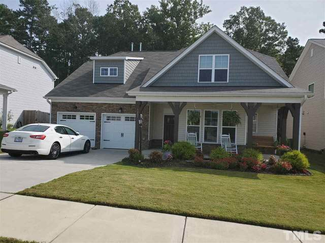 1201 Brook Bluff Road, Knightdale, NC 27545 (#2343681) :: The Jim Allen Group