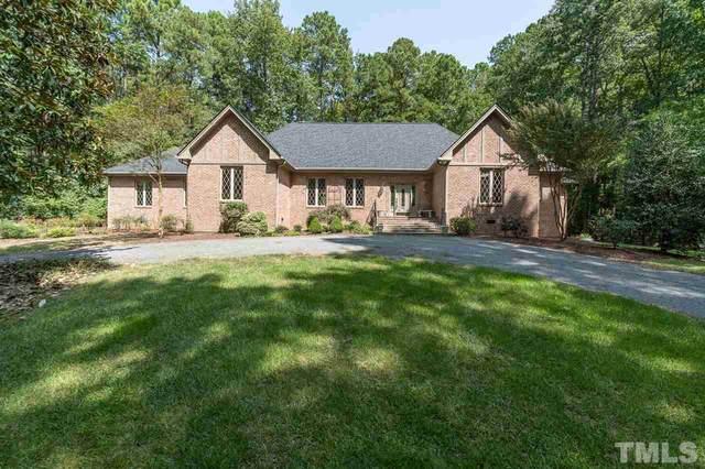 240 Verde Road, Apex, NC 27523 (#2343682) :: Realty World Signature Properties