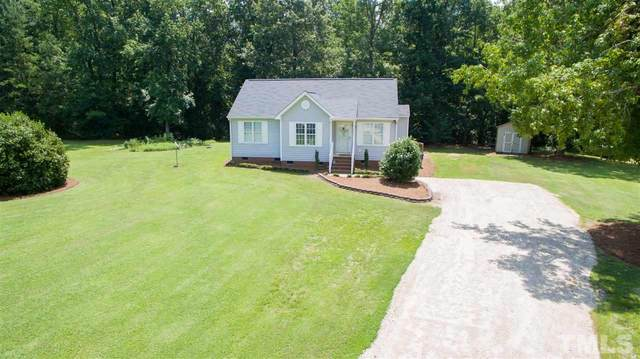 295 Morgan Parkway, Zebulon, NC 27597 (#2343694) :: Team Ruby Henderson