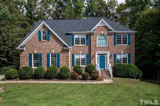 19 Spreading Oak Court, Durham, NC 27713 (#2343702) :: Triangle Just Listed