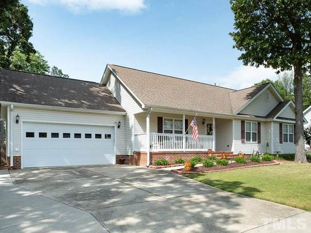 701 Trail Three, Burlington, NC 27215 (#2343704) :: Real Estate By Design