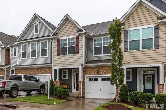 178 Wildfell Trail, Cary, NC 27513 (#2343709) :: Bright Ideas Realty