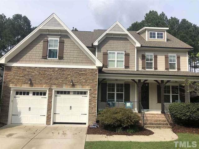 4109 Dotted Mint Avenue, Wake Forest, NC 27587 (#2343710) :: Marti Hampton Team brokered by eXp Realty