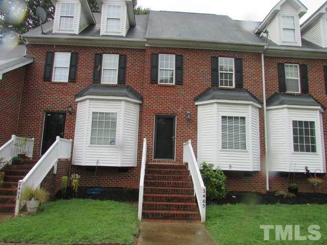 2405 Trout Stream Drive, Raleigh, NC 27604 (#2343712) :: RE/MAX Real Estate Service