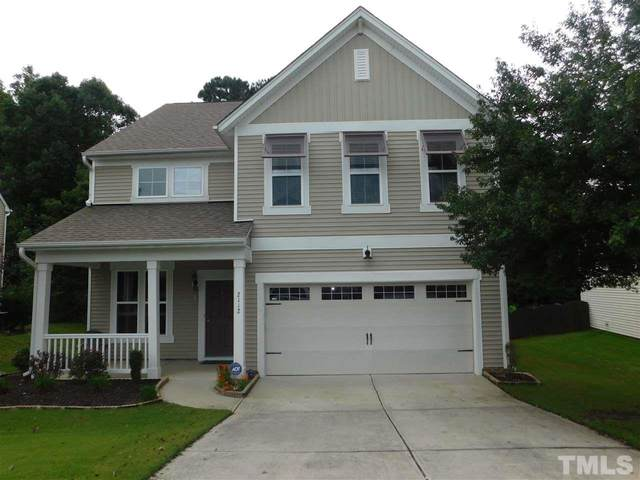 2112 Old Rosebud Drive, Knightdale, NC 27545 (#2343734) :: Triangle Just Listed