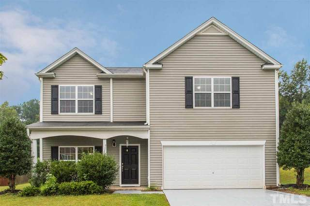 1209 Crendall Way, Wake Forest, NC 27587 (#2343744) :: Bright Ideas Realty