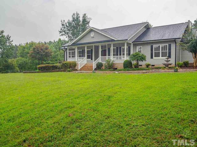 249 John Winstead Road, Louisburg, NC 27549 (#2343745) :: Marti Hampton Team brokered by eXp Realty