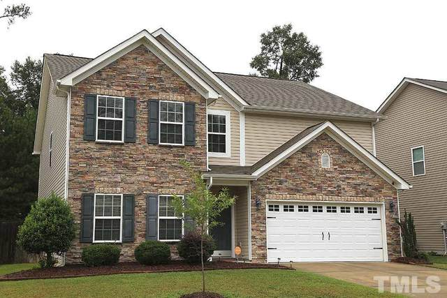 416 Cottesbrook Drive, Wake Forest, NC 27587 (#2343762) :: The Beth Hines Team