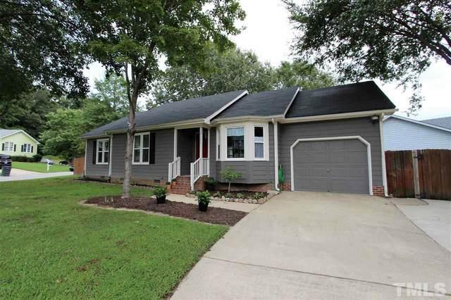 3336 Castlegate Drive, Raleigh, NC 27616 (#2343774) :: The Jim Allen Group