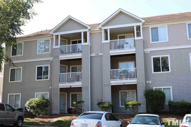 1331 Crab Orchard Drive #203, Raleigh, NC 27606 (#2343776) :: The Jim Allen Group