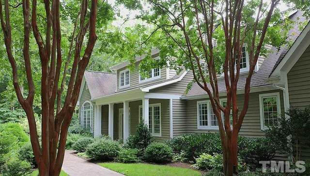 2703 Creek Run Court, Chapel Hill, NC 27514 (#2343782) :: Dogwood Properties