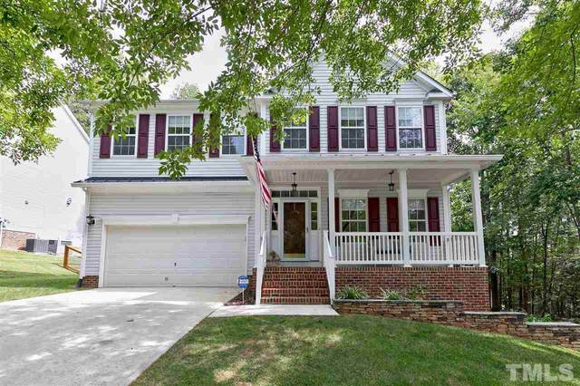 916 Country Club Drive, Durham, NC 27712 (#2343783) :: The Jim Allen Group