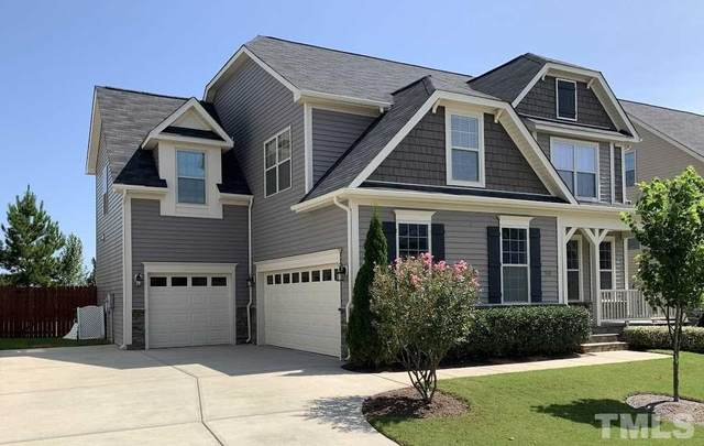 712 Crimson Oak Lane, Fuquay Varina, NC 27526 (#2343822) :: Triangle Just Listed
