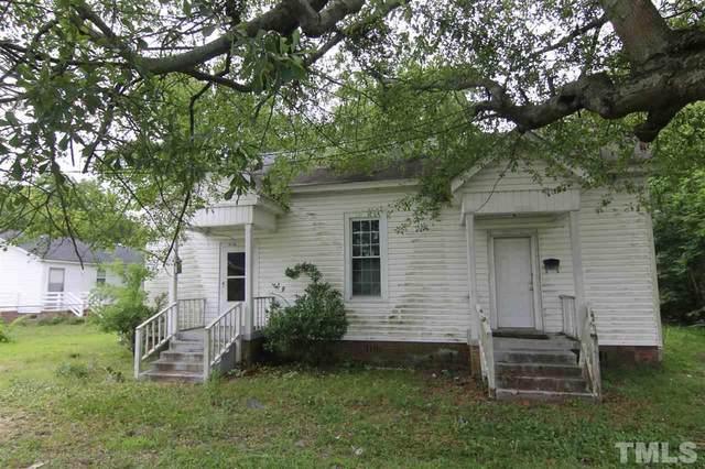 612 S Slocumb Street A & B, Goldsboro, NC 27530 (#2343827) :: Masha Halpern Boutique Real Estate Group