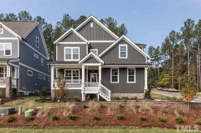 116 Breyla Way #5, Holly Springs, NC 27540 (#2343829) :: Marti Hampton Team brokered by eXp Realty