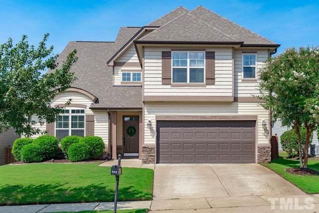 904 New Charleston Drive, Fuquay Varina, NC 27526 (#2343839) :: Triangle Top Choice Realty, LLC
