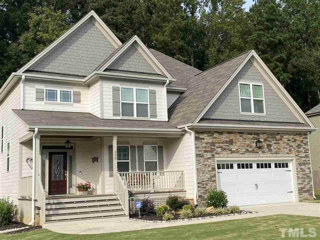 250 Paddy Lane, Youngsville, NC 27596 (#2343844) :: Realty World Signature Properties