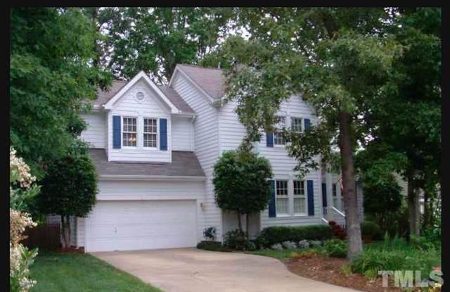109 E Seve Court, Morrisville, NC 27560 (#2343845) :: Rachel Kendall Team