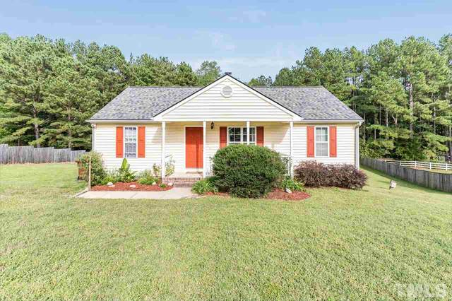 65 Crooked Creek Run, Louisburg, NC 27549 (#2343856) :: Team Ruby Henderson