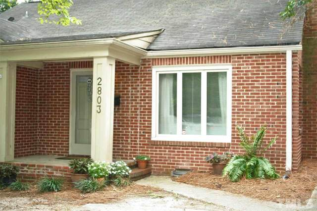 2803 Everett Avenue, Raleigh, NC 27607 (#2343869) :: Triangle Just Listed