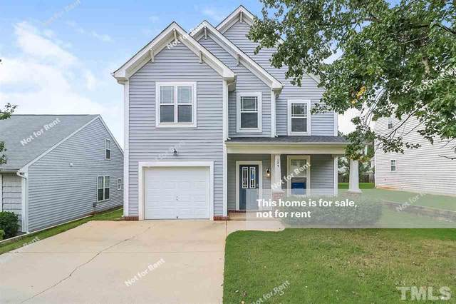 125 Hutson Lane, Clayton, NC 27527 (#2343871) :: The Perry Group
