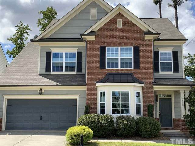 2418 Pilsley Road, Apex, NC 27539 (#2343888) :: Triangle Just Listed