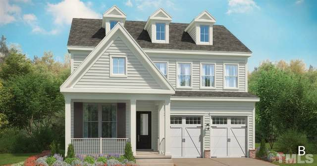 121 Palmer Pointe Way Lot 1821, Holly Springs, NC 27540 (#2343895) :: The Perry Group