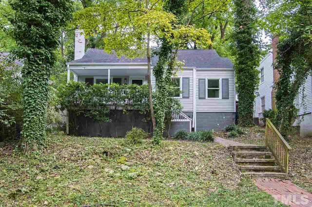2721 Cartier Drive, Raleigh, NC 27608 (#2343897) :: Dogwood Properties