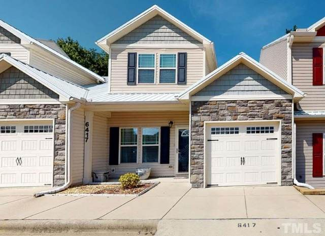 6417 Hatchies Drive, Raleigh, NC 27610 (#2343909) :: Dogwood Properties