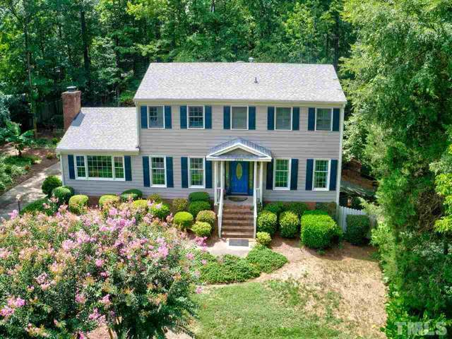 2448 Springview Trail, Chapel Hill, NC 27514 (#2343922) :: Triangle Top Choice Realty, LLC