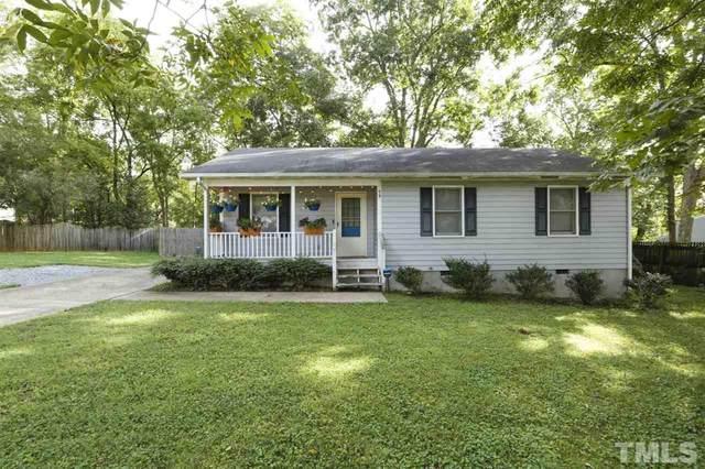 59 Honeysuckle Drive, Pittsboro, NC 27312 (#2343937) :: Classic Carolina Realty