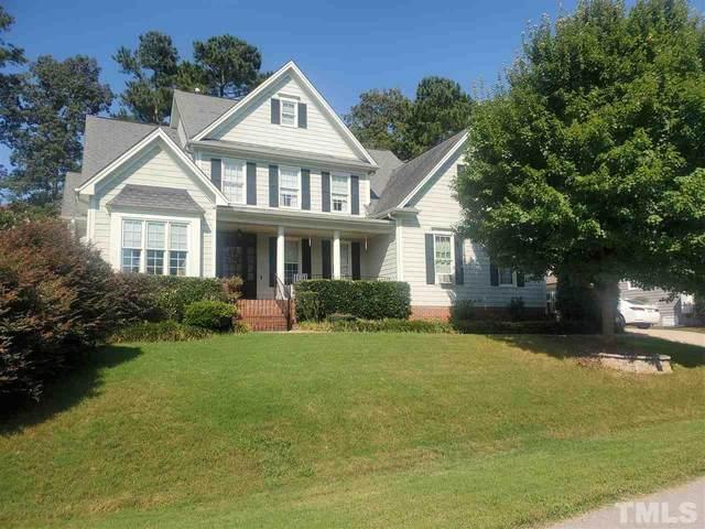 6108 Larboard Drive, Apex, NC 27539 (#2343943) :: Classic Carolina Realty