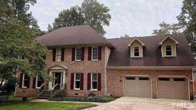 8713 Mourning Dove Road, Raleigh, NC 27615 (#2343957) :: Triangle Just Listed