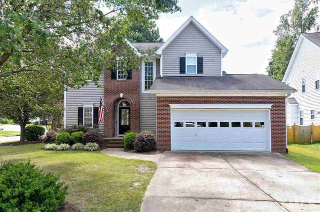 1991 Frissell Avenue, Apex, NC 27502 (#2343959) :: Triangle Just Listed