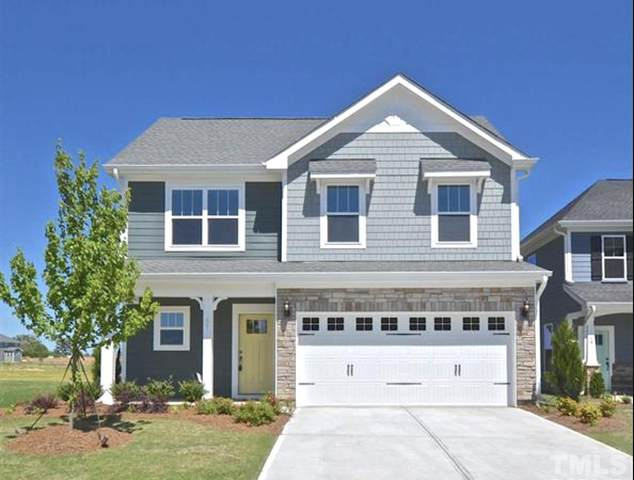 51 Mornington Place, Clayton, NC 27520 (#2343962) :: Realty World Signature Properties