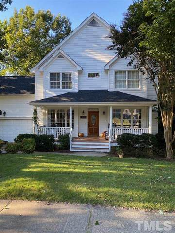 1003 Applethorn Drive, Apex, NC 27502 (#2343965) :: Triangle Top Choice Realty, LLC