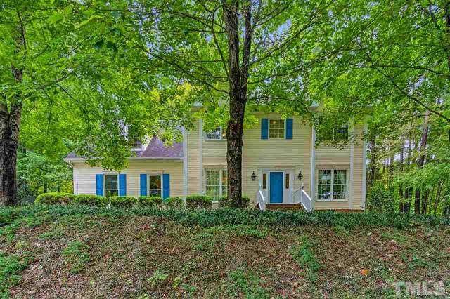 506 Robinson Drive, Wake Forest, NC 27587 (#2343975) :: Classic Carolina Realty