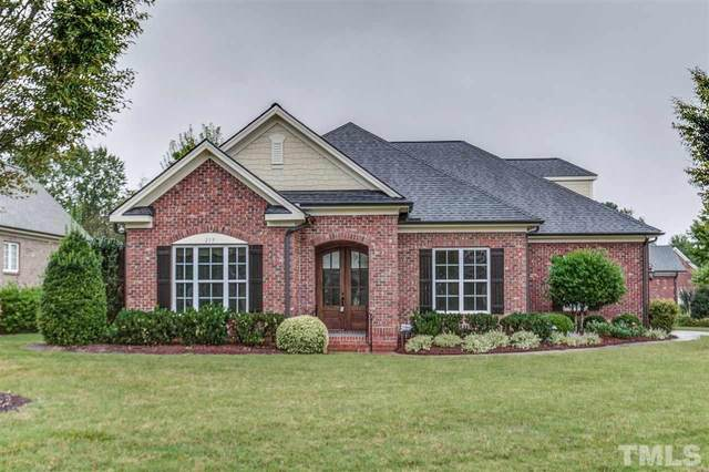 219 Sonoma Valley Drive, Cary, NC 27518 (#2343996) :: Triangle Top Choice Realty, LLC