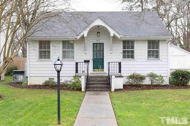 316 Hudson Street, Raleigh, NC 27608 (#2344023) :: The Jim Allen Group