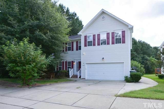 1121 Woodlands Creek Way, Apex, NC 27502 (#2344025) :: Classic Carolina Realty