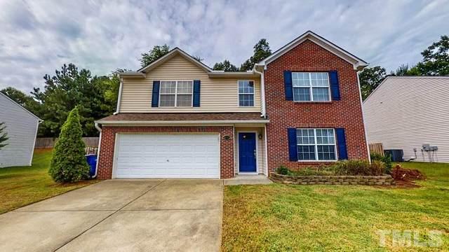 3916 Tyler Bluff Lane, Raleigh, NC 27616 (#2344038) :: The Jim Allen Group