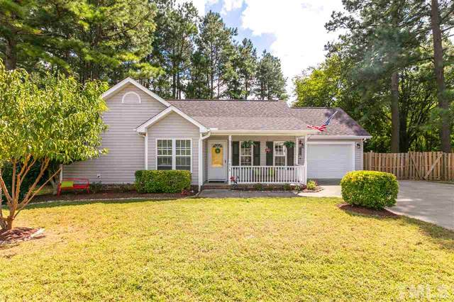 858 N Taylor Street, Wake Forest, NC 27587 (#2344151) :: RE/MAX Real Estate Service
