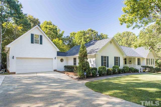 140 Woodcroft Drive, Youngsville, NC 27596 (#2344202) :: Masha Halpern Boutique Real Estate Group