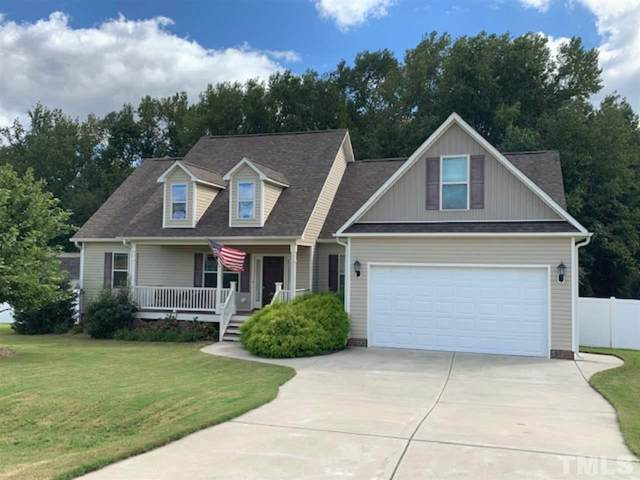 71 Edmund Drive, Angier, NC 27501 (#2344210) :: The Perry Group