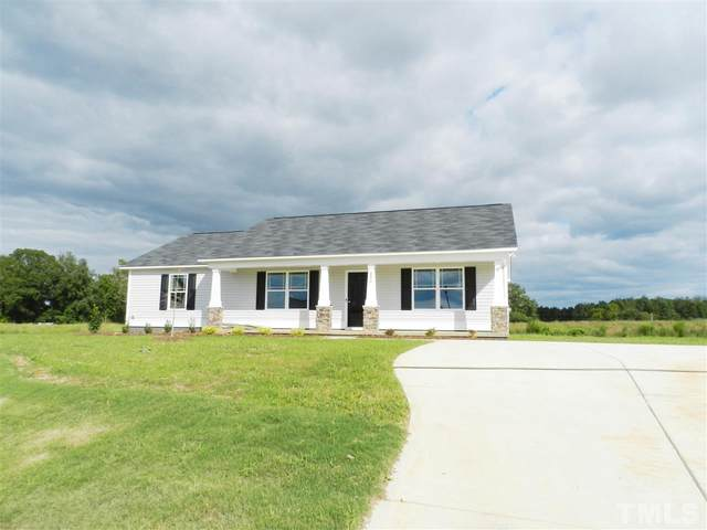 206 Mill Stream Drive, Selma, NC 27576 (#2344214) :: The Perry Group