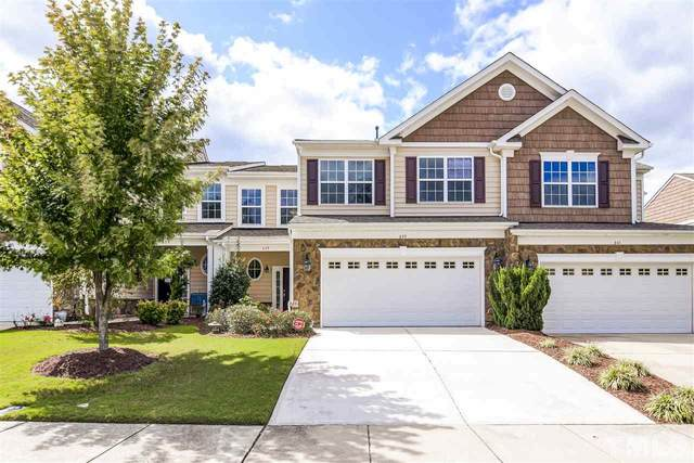 639 Sealine Drive, Cary, NC 27519 (#2344230) :: Bright Ideas Realty