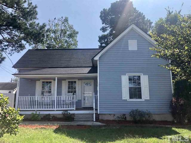 403 W J Street, Erwin, NC 28339 (#2344268) :: The Results Team, LLC