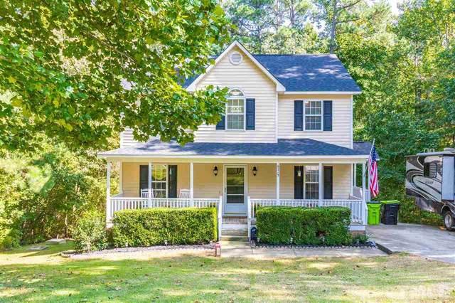 6213 Walnut Glen Drive, Willow Spring(s), NC 27592 (#2344272) :: Realty World Signature Properties